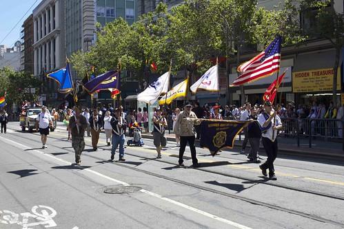 Veterans and American Legion Alexander Hamilton Post 448