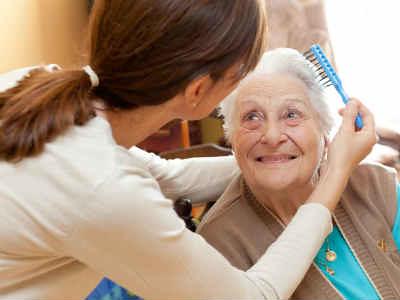 community health adult social care service