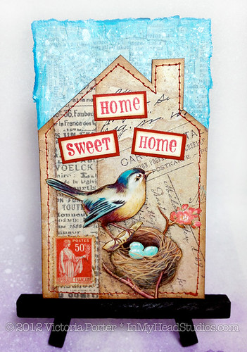"""home sweet home"" ICAD2 for 6/21/12"