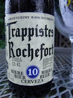 52 beers 4 - 45, Rochefort, Trappistes 10, Belgium