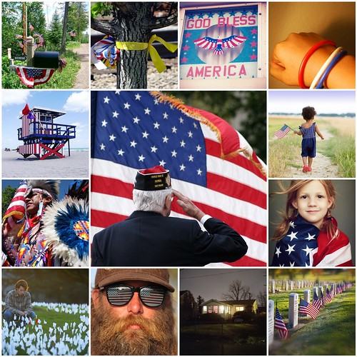 Things I love Thursdays: Patriotism by DiPics