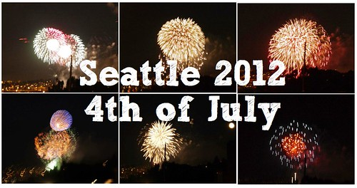 4th of July Seattle