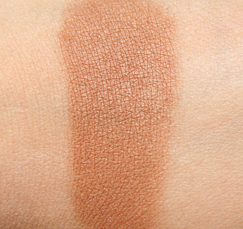 l'oréal glam bronze wild instinct dark swatch