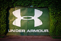 Under Armour Outfield Doors
