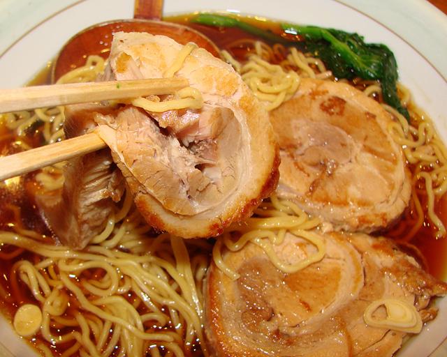 Chashumen - Shoyu Pork Noodle