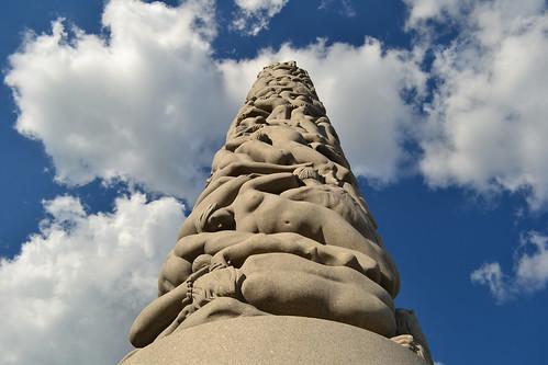 Vigelandsparken - Monolitten