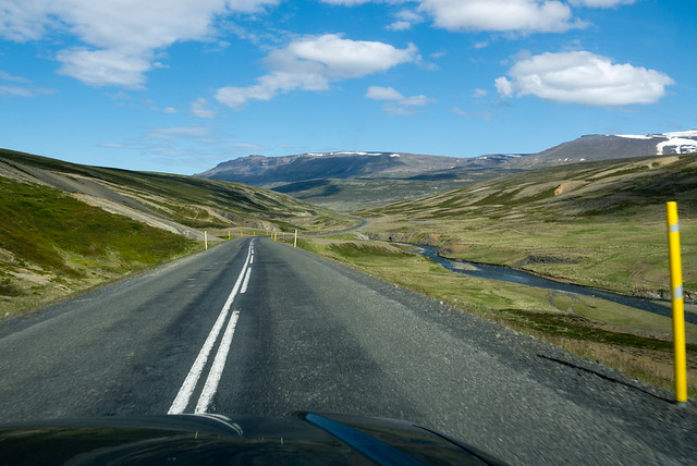 Iceland 2012 - The road