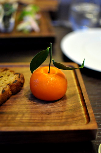Dinner by Heston Blumenthal - Meat Fruit