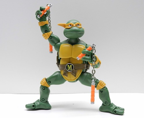 Teenage Mutant Ninja Turtles Classic Collection Mikey