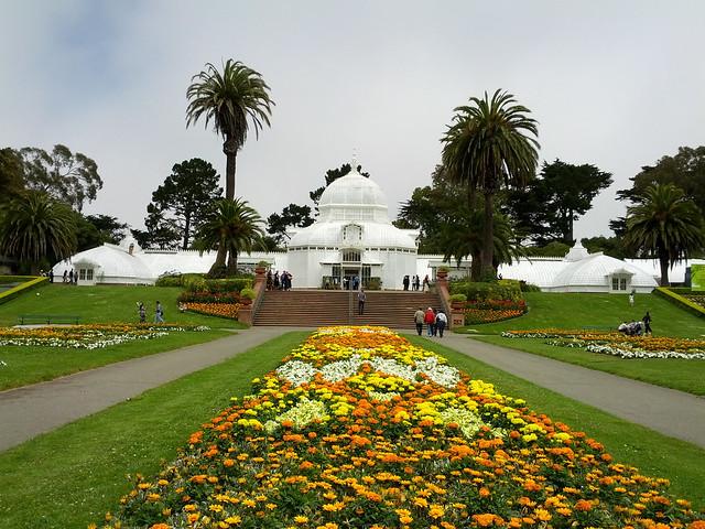 Botanical Garden Golden Gate Park Flickr Photo Sharing
