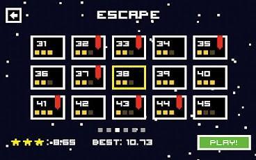 Commander Pixman adictivo juego de 8 bits para android gratis - Image