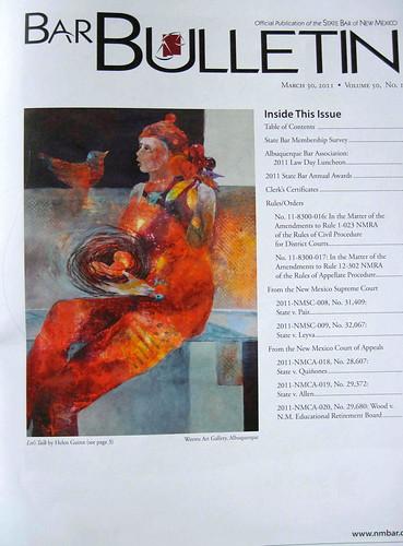 Bar Bulletin for March 30, 2011 by busboy4