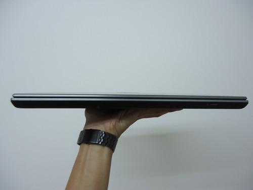 Acer Aspire Timeline Ultra M5 - ketebalan