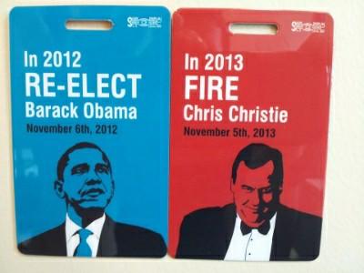 CWA Obama/Christie tag