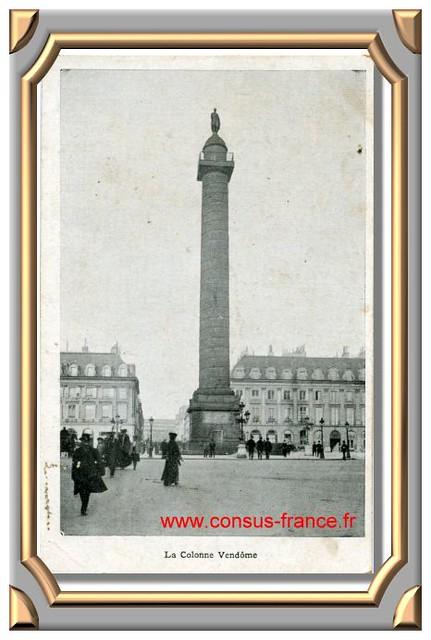 Colonne Vendôme -70-150