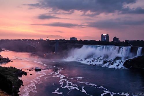 sky ontario canada dawn niagarafalls nikon americanfalls flickraward d5100 bestcapturesaoi flickraward5