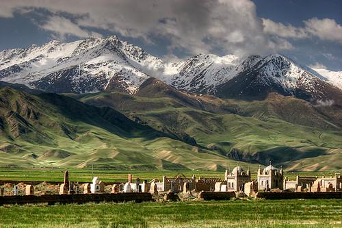 Kyrgyz Cemetery