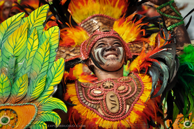 Dinagyang 2011 - Ati Competition - Tribu Paghidaet (689)