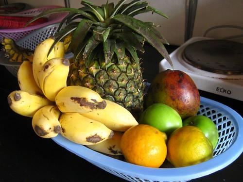 Fruit in Rwanda - So Good!