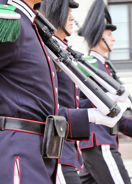guard guns