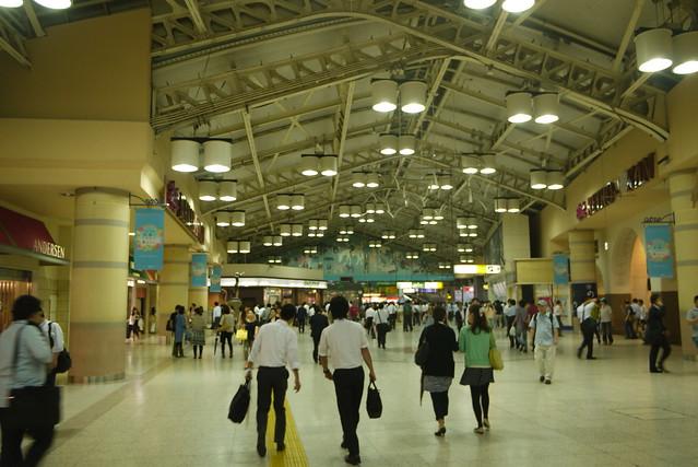 上野駅 JR Ueno Station