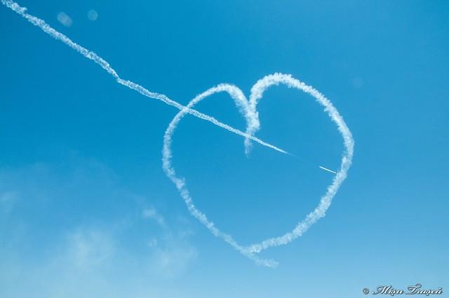 Inima Iacarilor acrobati