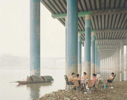 Nadav Kander, Chongqing IV (Sunday Picnic), Chongqing Municipality