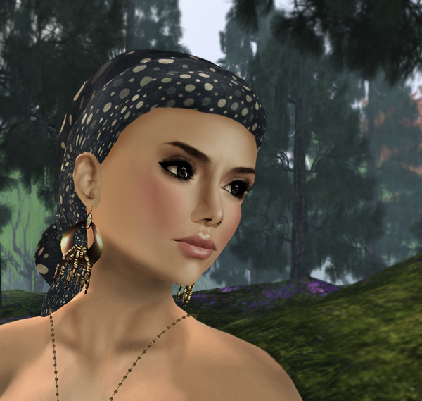 Hair Fair 2012 - Bandana MINA