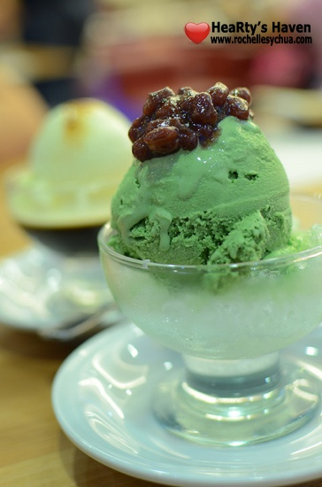 Kokoro Ramenya Green Iced Tea