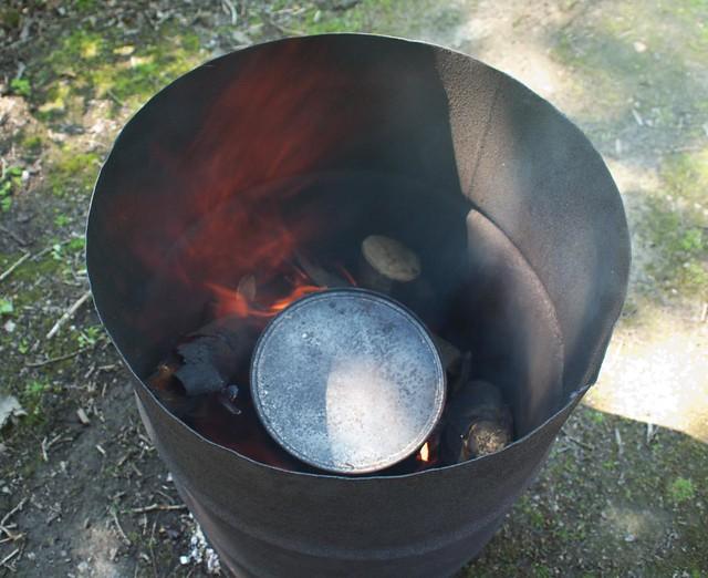 DSC_4158 making charcoal