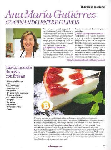 Cocinando entre Olivos en Cocina Gourmet Enfemenino (1)