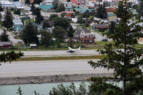 Skagway - Largest Plane Allowed