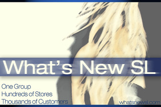 What's New SL Billboard 2012