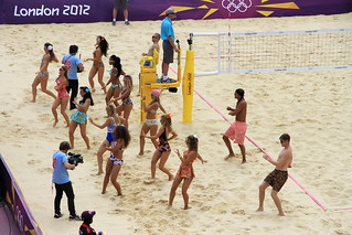 Olympic Beach Volleyball 2012 3207