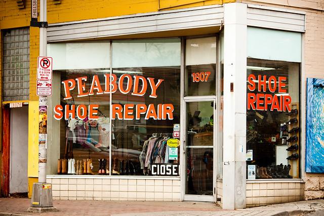 Shoe Repair Lake Ridge Va