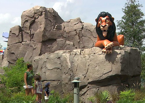 Inside The Lion King Wing And Rooms Of Disney S Art Of