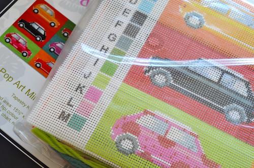 mini tapestry