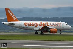 G-EZAL - 2754 - Easyjet - Airbus A319-111 - Bristol - 120808 - Steven Gray - IMG_6499