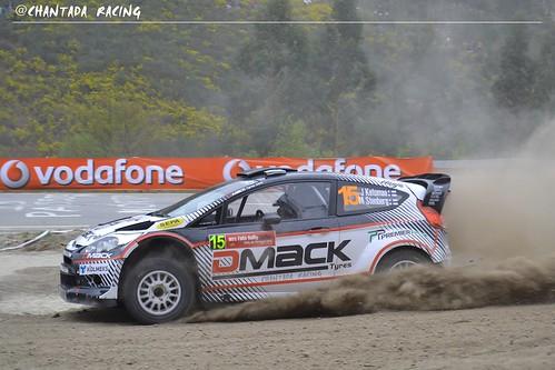 Ketomaa Ford Fiesta WRC Fafe 2012