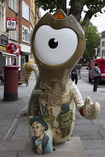 Dickens Wenlock, Aldgate High Street, London
