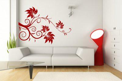 Vinilos decorativos alternativa econ mica para - Vinilos decorativos para paredes exteriores ...