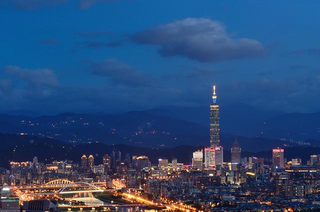2012.08.18 台北 / 金面山