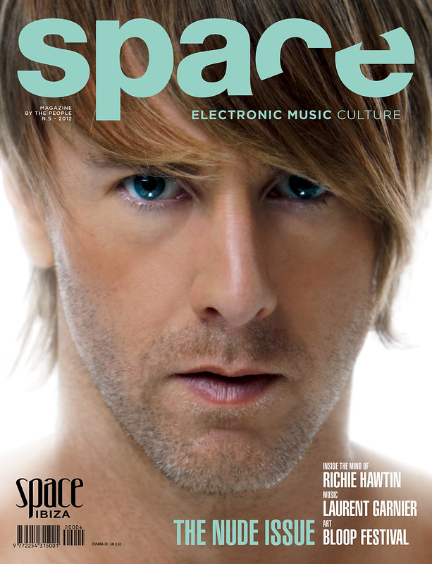 Space Magazine - Cover - July
