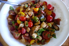 meal(0.0), plant(0.0), meat(0.0), produce(0.0), ratatouille(0.0), panzanella(1.0), salad(1.0), vegetable(1.0), vegetarian food(1.0), fruit(1.0), food(1.0), dish(1.0), caponata(1.0), cuisine(1.0),