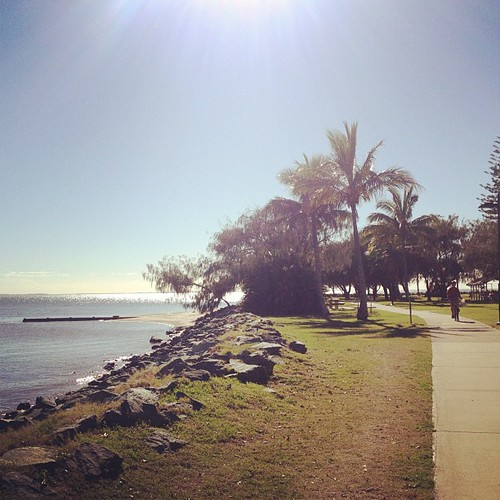 Winter in Brisbane. You can't really complain #winter #redcliffe