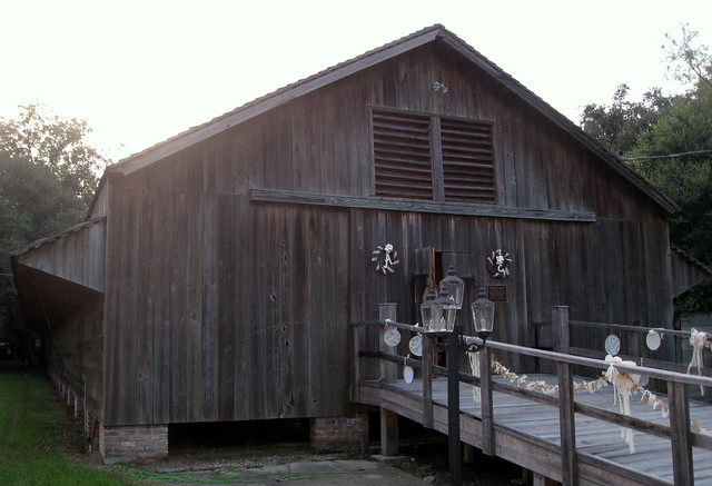 Destrehan Destrehan Plantation Mule Barn Flickr