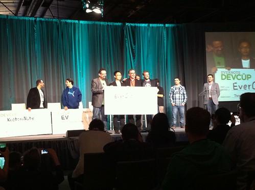 DevCup 2012 Winners