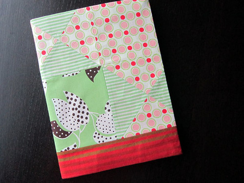 Strawberry Fields journal cover