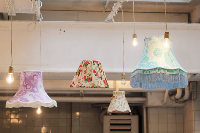 Cath Kidston SS13 Spring Summer lampshades