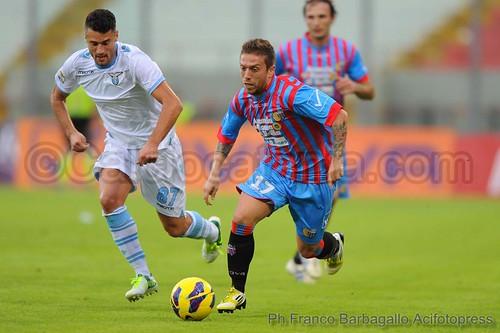 Calcio, Lazio-Catania: presentazione della gara$